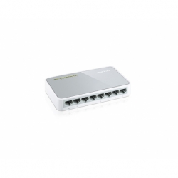 TL-SF1008D Switch typu desktop, 8 portów 10/100Mb/s