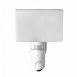 Kamera Obrotowa, Rejestrator WiFi z Naświetlaczem LED 20W i Czujnikiem Ruchu, Wideodomofon, Monitoring