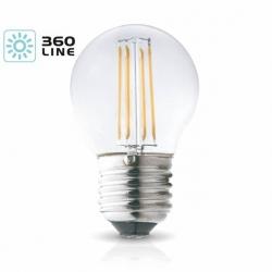 Żarówka LED Kulka E27