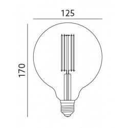 Żarówka Retro Led E27 7W Edison Filament