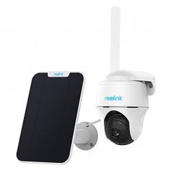 Kamera REOLINK GO PT obrotowa, bezprzewodowa, zewnętrzna wymienny akumulator