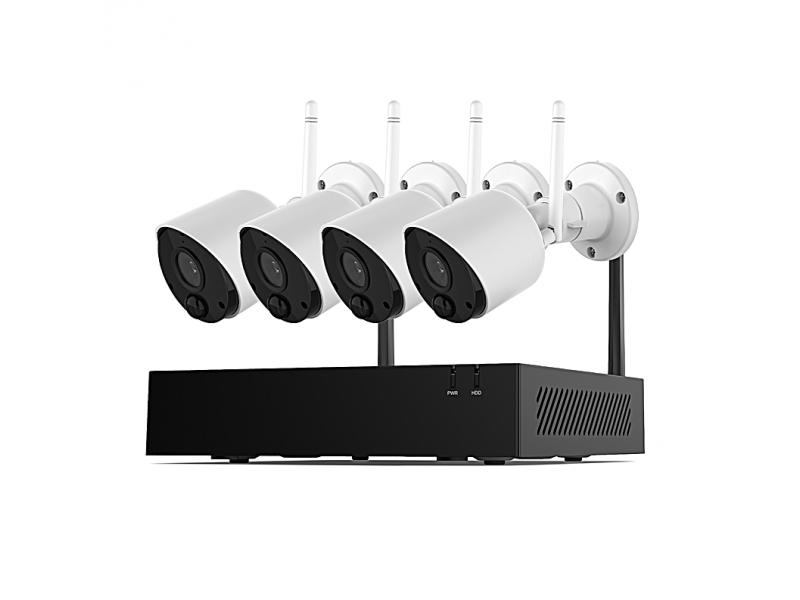 Zestaw RLK 211W 4 kamery Wifi + rejestrator