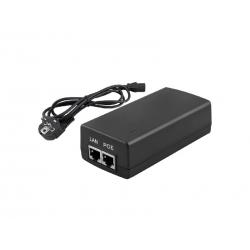 PSP48005 Zasilacz PoE 48V/0,5A desktop