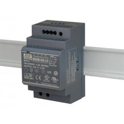 HDR-60-12 Zasilacz na szynę DIN 12VDC/4,5A