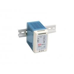 MDR-100-24 Zasilacz na szynę DIN 24VDC/4A