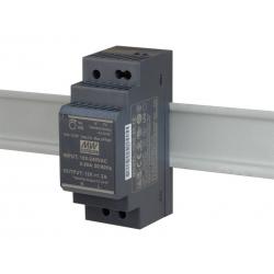 HDR-30-12 Zasilacz na szynę DIN 12VDC/2A